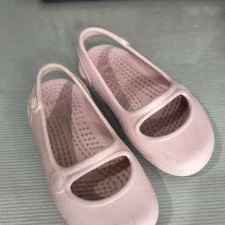 Girl's Crocs Sandals (sze5)
