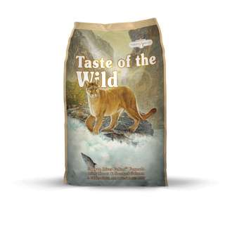 7kg Taste of the Wild - Canyon River Feline® Formula with Trout & Smoked Salmon