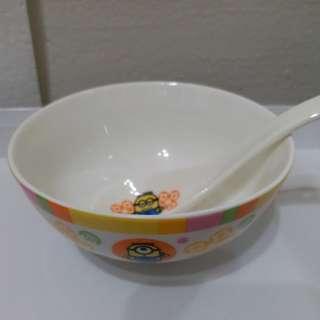 Minion 碗