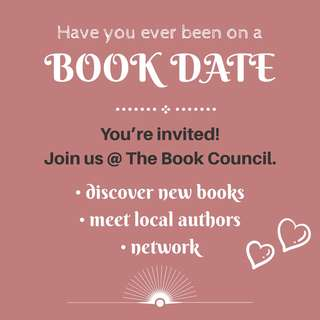 Book Date @ The Book Council