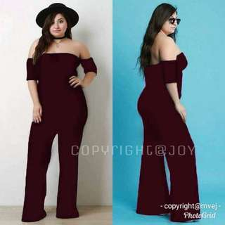 Jumpsuits Plus Size