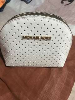 Michael kors make up pouch