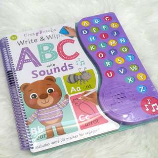 Babu sound book - ABC with sounds