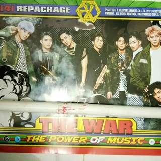 EXO Power - Poster #UMN2018