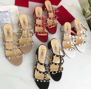 Valentino with heels