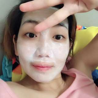 5 in 1 yeast mask