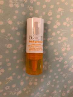 BN Clinique Fresh Pressed daily booster with pure vitamin C