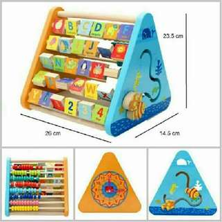 5 IN 1 LEARNING TRAY