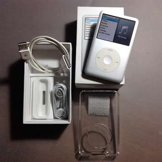 7th gen 160gb ipod classic silver box not astell kern fiio