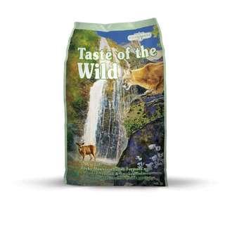 7kg Taste of the Wild - Rocky Mountain Feline®Formula with Roasted Venison & Smoked Salmon