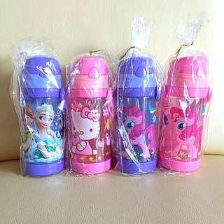 1for$12. 2for$20 Frozen Hello Kitty Little Pony Water Bottle