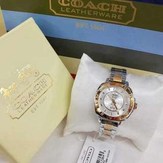 Coach watch (sold as each)