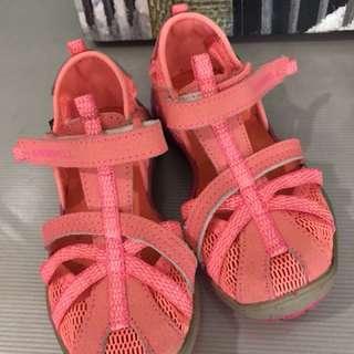 Girl's Merrell Rubber Shoes (sze9)