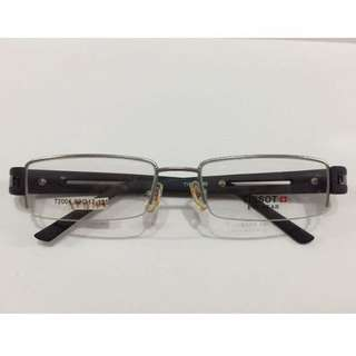 [INSTOCK] TISSOT HALF FRAME SPECTACLES PRESCRIPTION SPECTACLES / WEAR FOR FASHION