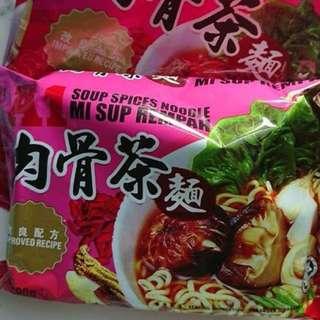 馬來西亞 肉骨茶麵