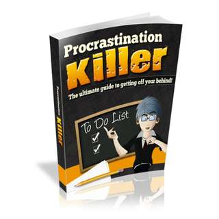 Procrastination Killer: Achieve More and Greater Things