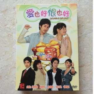 Korea Drama DVD : 爱也好恨也好  Likeable or Not