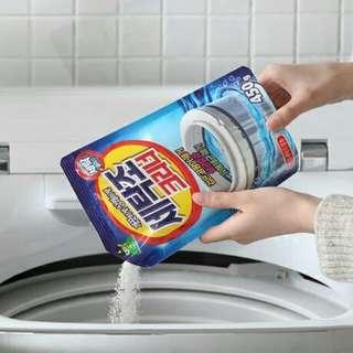 南韓小山怪洗衣機清潔劑