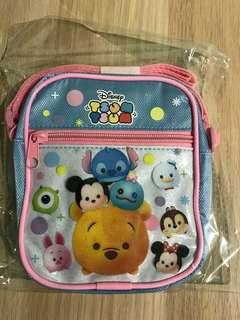 Tsum Tsum Pouch, Sling Bag
