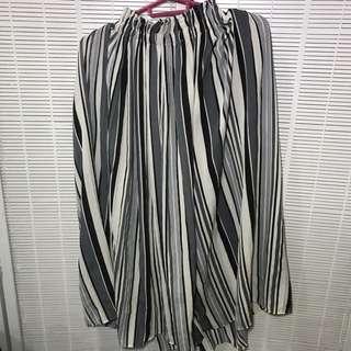 Black&White culottes