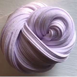 lavender butter slime