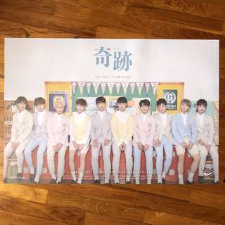 GOLDEN CHILD ~ Official Posters (White / Green)