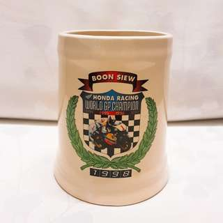 Limited Edition Boon Siew Honda Racing World GP Champion 1998