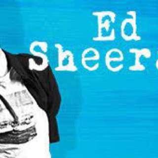 2 x A Reserve Ed Sheeran Tickets