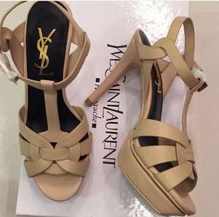 YSL shoes