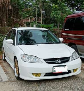 Honda Civic VTI-S for sale. Double VTEC Engine Top of the line