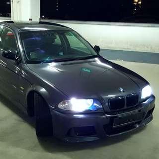 BMW 318i Sedan Auto Sport