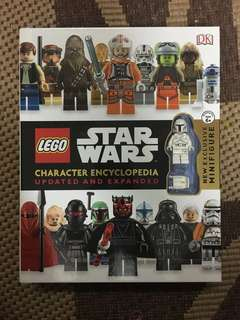 Lego Star Wars Encyclopedia Brand New