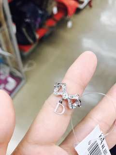 Dior 蝴蝶戒指