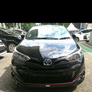 Open indent new yaris