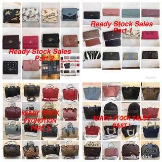Original coach women sling bag crossbody bag wallet purse pouch coin bag backpack wristlets Kate Spade Micheal Kors