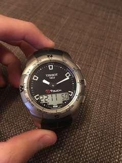 Tissot T-touch II 觸控式手錶