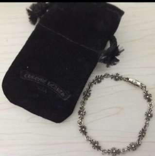 Chrome heart bracelet 手鏈
