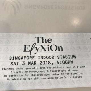 WTS EXO Live in SG! #ElyXiOnSG #ElyXiOn #ElyXiOnInSG