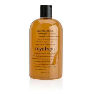 Royal spa imperial blend bath and shower gel