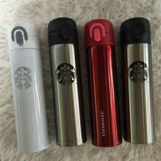 Starbucks Fliptop Thermos 12oz
