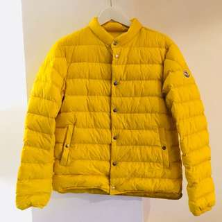 MONCLER CLASSIC LIGHT DOWN JACKET