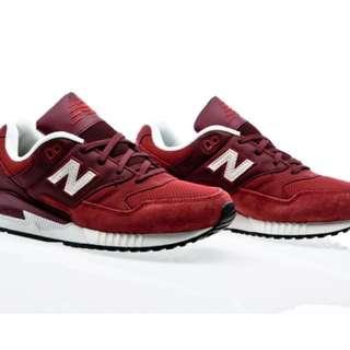 new balance 530復古鞋款