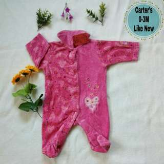 Frogsuit for Baby Girl