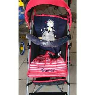 Pliko Winner stroller