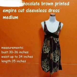 Preloved Sleeveless Dress