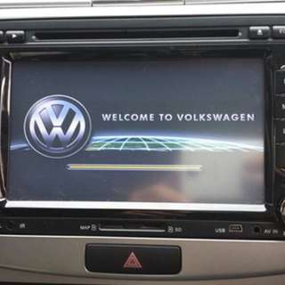 VW DVD/GPS/CD/ BT (RM1200) 012-5262996