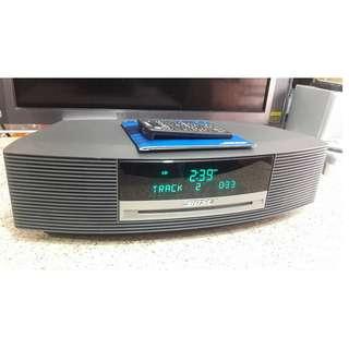 BOSE AWRCC7 收音CD 一體機