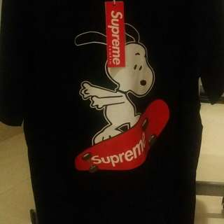 💯 Authentic Supreme Snoopy (Unisex)