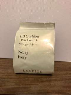 Laneige BB Cushion Pore Control Refill #13 (Ivory)