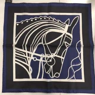 Hermes 香港版絲巾 愛馬任 scarf